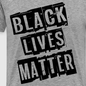 Black Lives Matter - Strong - Men's Premium T-Shirt