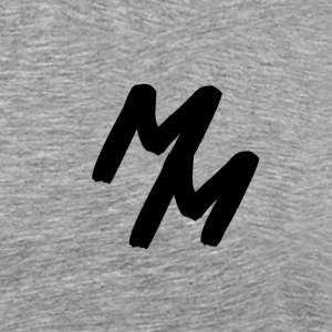 Mack Merch logo - Men's Premium T-Shirt