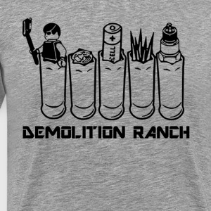 DEMOLITION RANCH - Men's Premium T-Shirt