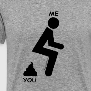 You and Me - Men's Premium T-Shirt
