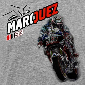MARC MARQUEZ IN ACTION - Men's Premium T-Shirt