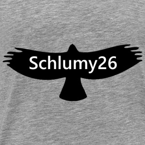 Schlumy's Hawk - Men's Premium T-Shirt