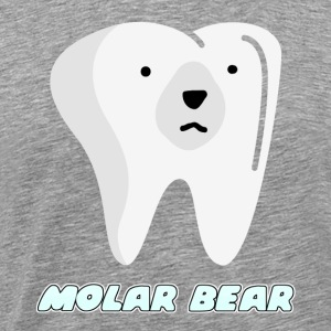 Molar Bear - Men's Premium T-Shirt