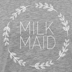 Milk Maid - Men's Premium T-Shirt