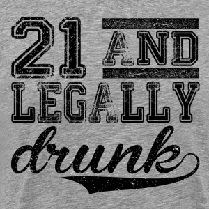 Legally Drunk - Men's Premium T-Shirt