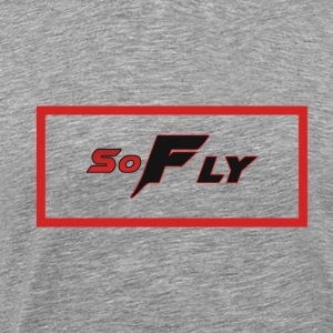 SoFLY Flagship Design - Men's Premium T-Shirt
