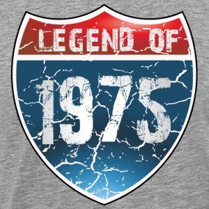 Legend Of 1975 - Men's Premium T-Shirt