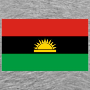 The Biafran Flag - Men's Premium T-Shirt