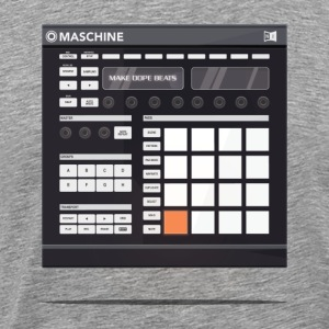 MAKE DOPE BEATS - Men's Premium T-Shirt