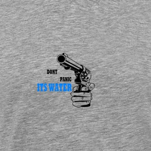 its water - Men's Premium T-Shirt