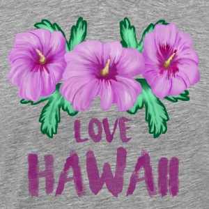 LOVE HAWAII - Men's Premium T-Shirt