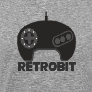 RetroBit Genesis controller - Men's Premium T-Shirt