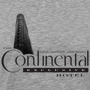 The Continental Hotel - Men's Premium T-Shirt