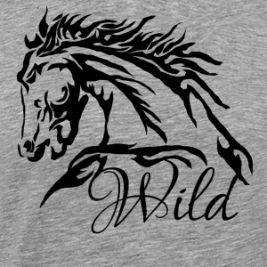 Wild As The Wind 2 - Siota - Men's Premium T-Shirt