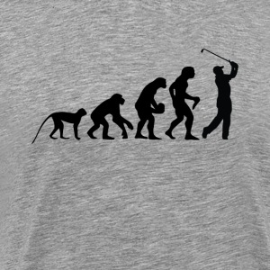 Golf - Golfing - Golfer - Golf Ball - Golf Player - Men's Premium T-Shirt