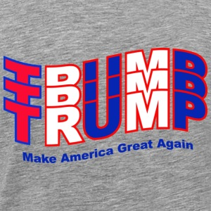 Trump Make America Great - Men's Premium T-Shirt