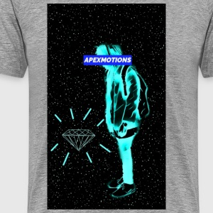 Aesthetic Diamond - Men's Premium T-Shirt