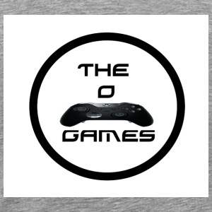 The O Games White Exlusive Design - Men's Premium T-Shirt