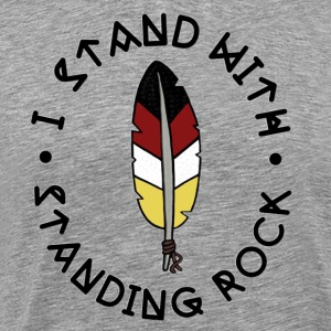 Standing Rock - Men's Premium T-Shirt