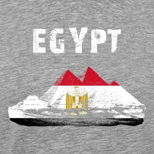 Nation-Design Egypt Gizeh - Men's Premium T-Shirt