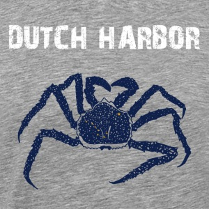 City-Design Dutch Harbor King Crab - Men's Premium T-Shirt