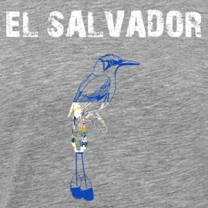 Nation-Shirt El Salvador Motmot - Men's Premium T-Shirt