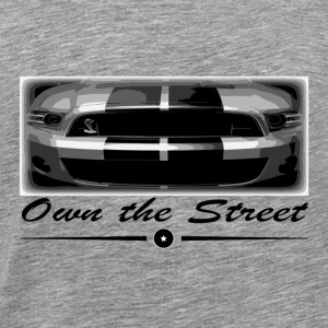Own the Street - Men's Premium T-Shirt