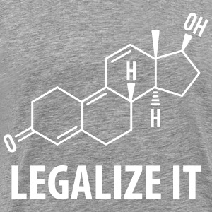 Legalize Tren - Men's Premium T-Shirt