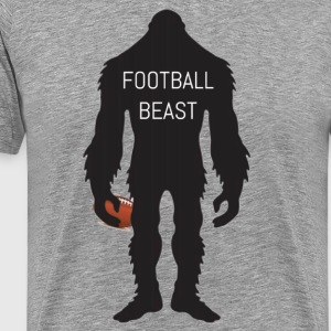 Football Beast - Men's Premium T-Shirt