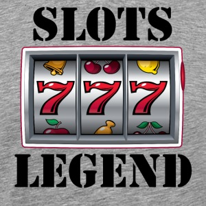 Slots Legend - Men's Premium T-Shirt
