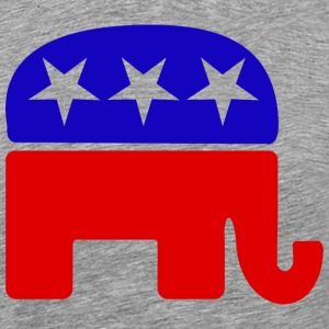 Republican NATIONAL CONVENTION LOGO - Men's Premium T-Shirt