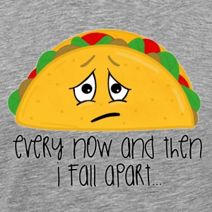 SAD TACO - Men's Premium T-Shirt