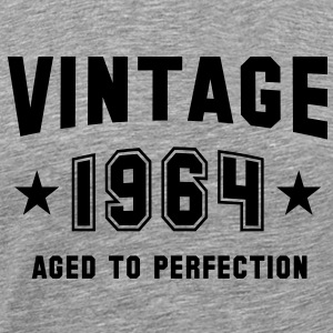 VINTAGE 1964 - Aged To Perfection - Birthday