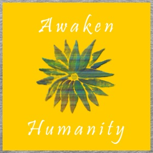 Awaken Humanity Brand - Men's Premium T-Shirt