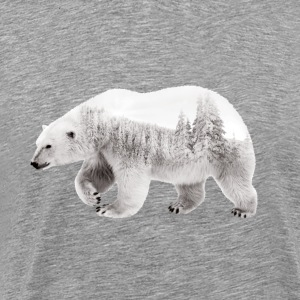 Arctic Bear - Men's Premium T-Shirt
