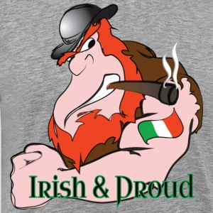 Irish n Proud - Men's Premium T-Shirt