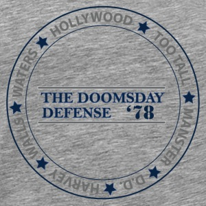 DALLAS DOOMSDAY DEFENSE - Men's Premium T-Shirt