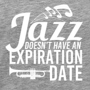 Jazz - Trumpet - Saxophone - Music - I love Jazz - Men's Premium T-Shirt