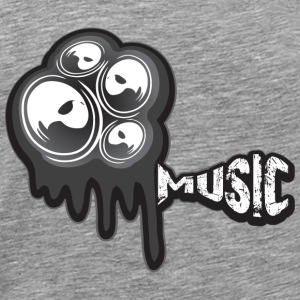 GIFT - MUSIC - Men's Premium T-Shirt
