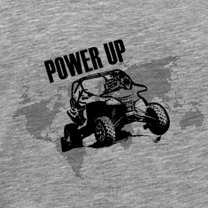Power Up - Men's Premium T-Shirt