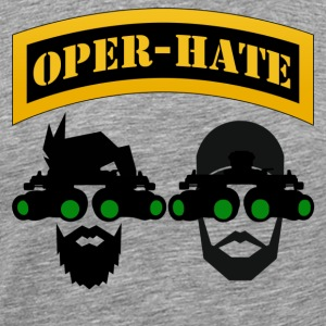 Team OPER-HATE - Men's Premium T-Shirt