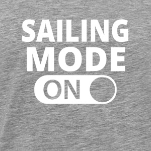 MODE ON SAILING - Men's Premium T-Shirt