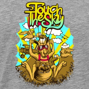 touch the sky - Men's Premium T-Shirt