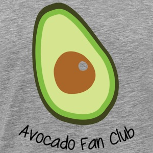Avocado Fan Club - Men's Premium T-Shirt