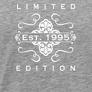 Limited Edition Est 1995 - Men's Premium T-Shirt