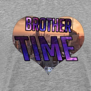 Brother time - Men's Premium T-Shirt