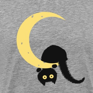 Crescent Moon - Men's Premium T-Shirt