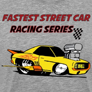 Fastest Street Car - Men's Premium T-Shirt