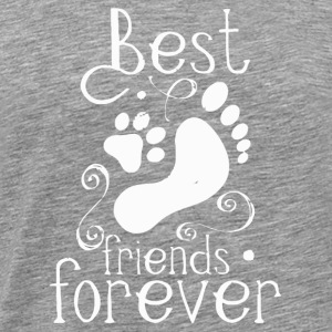 Best friends forever - Men's Premium T-Shirt