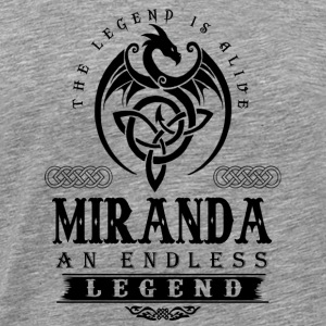MIRANDA - Men's Premium T-Shirt